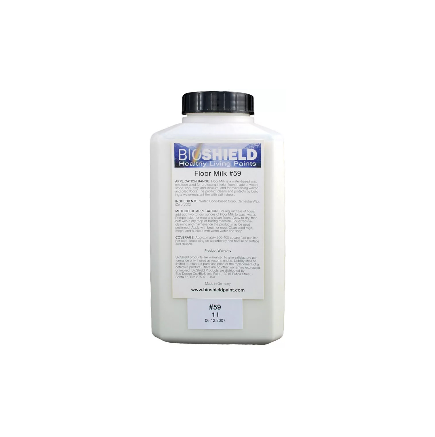 Bioshield Floor Milk