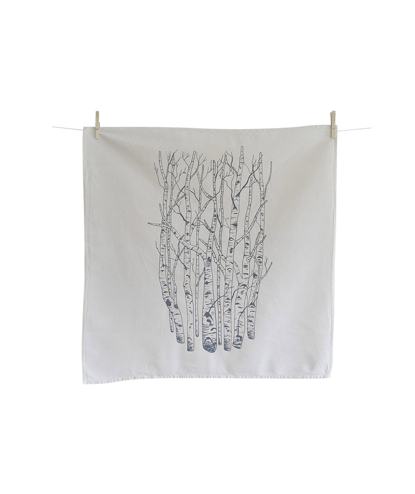 Hearth and Harrow Birch Tree Towel