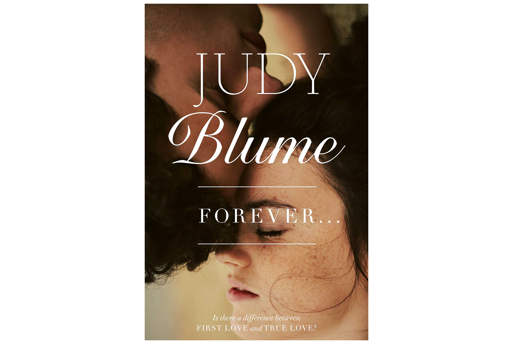 Forever, by Judy Blume (Banned Books 2017)