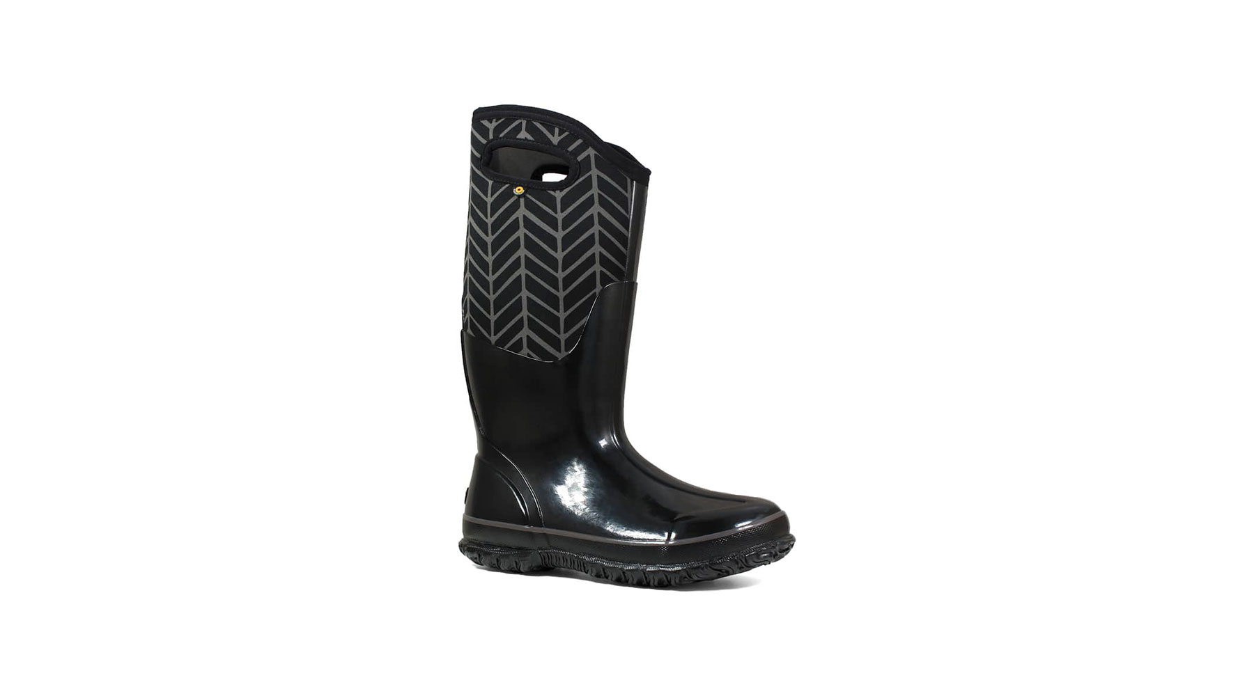 Bogs Classic Tall Badge Waterproof Snow Boots
