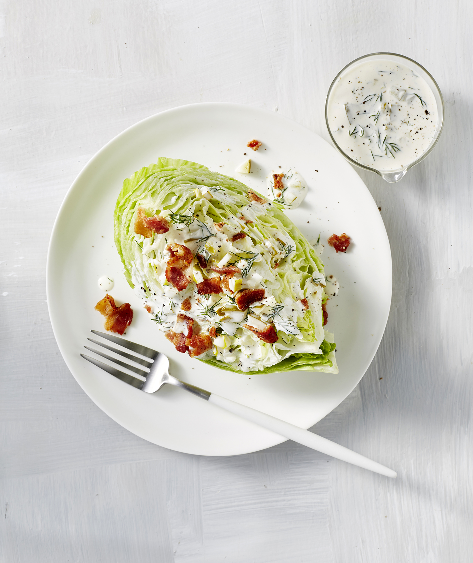 Dilly Buttermilk Dressing