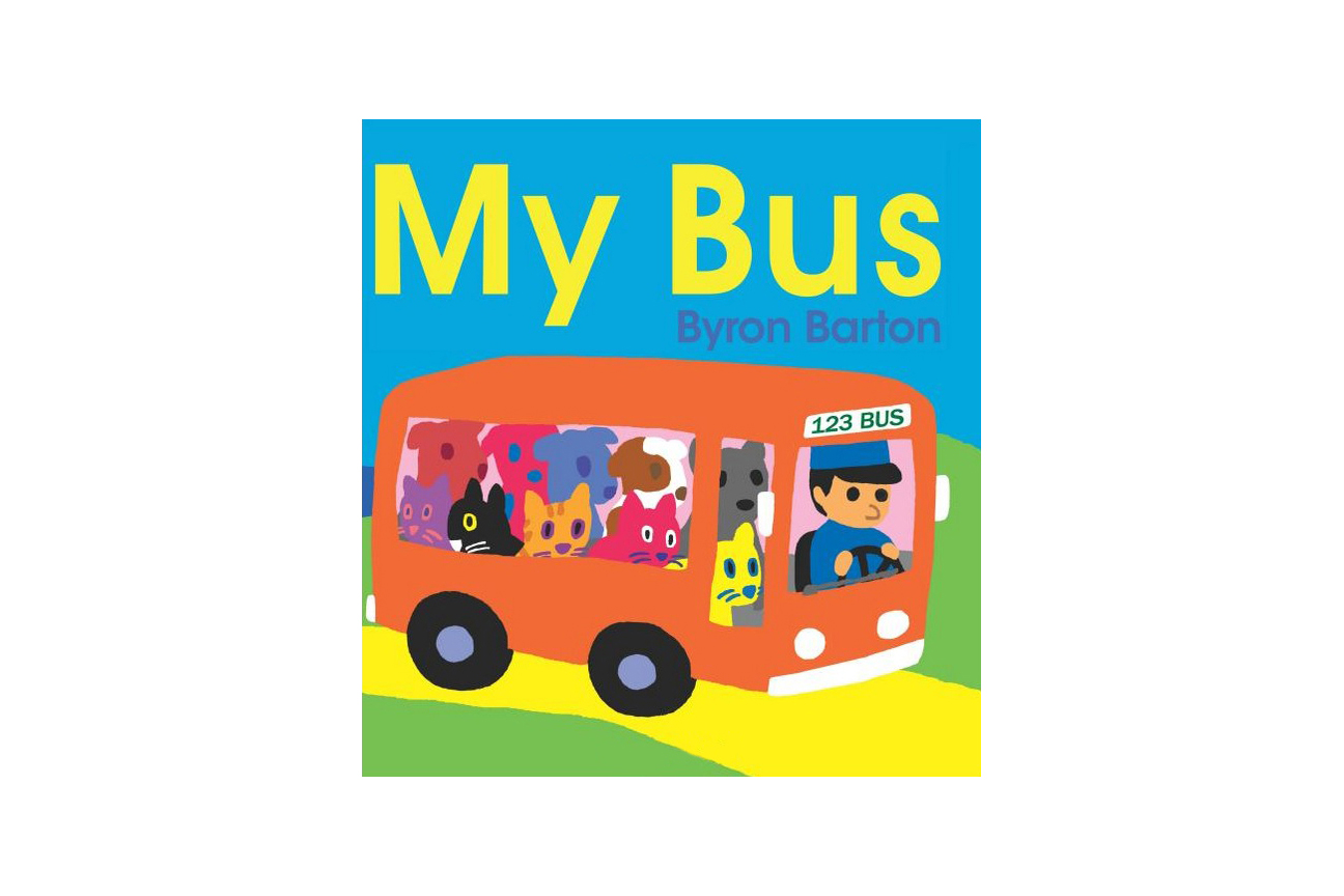 My Bus, by Byron Barton