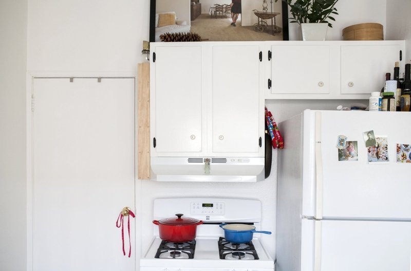 Make the Most of the Space Above Your Cabinets