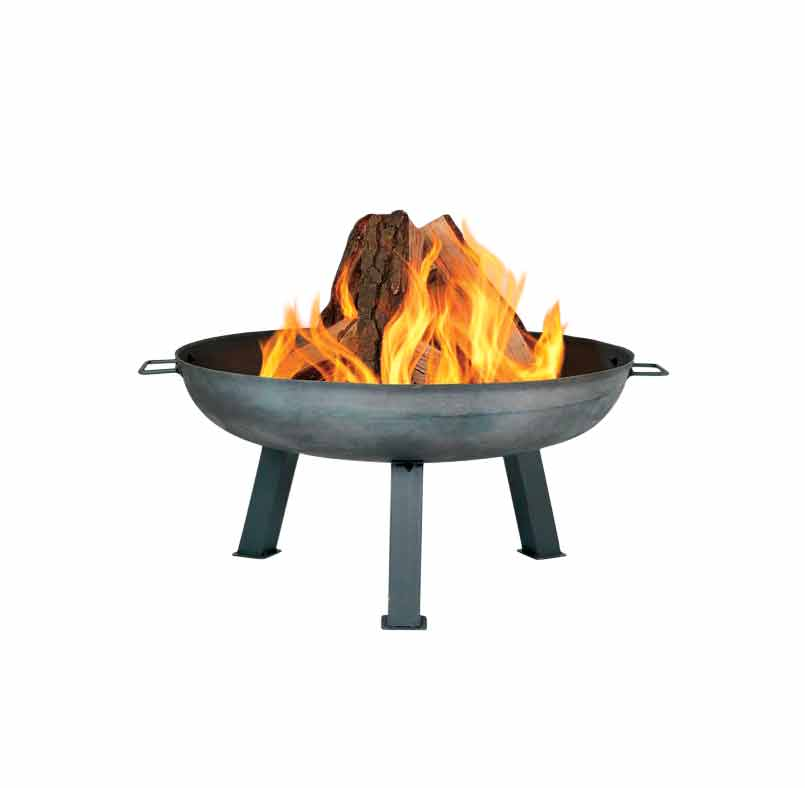 Footed Fire Pit (0718HOM)