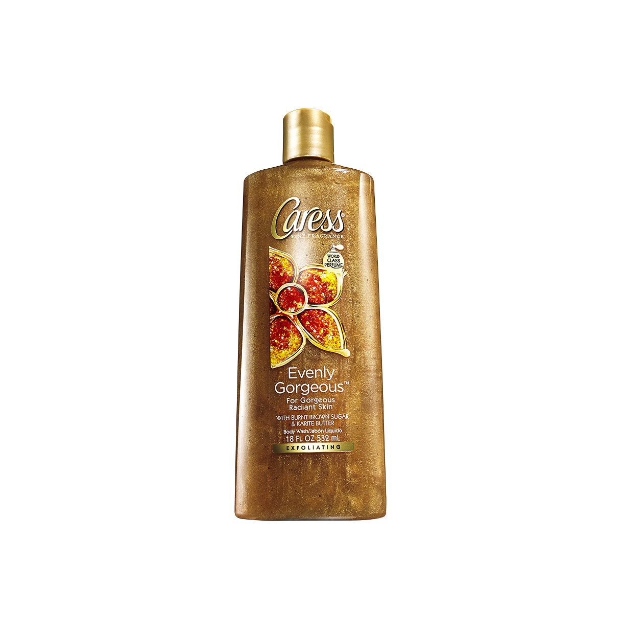 Caress Evenly Gorgeous Body Wash