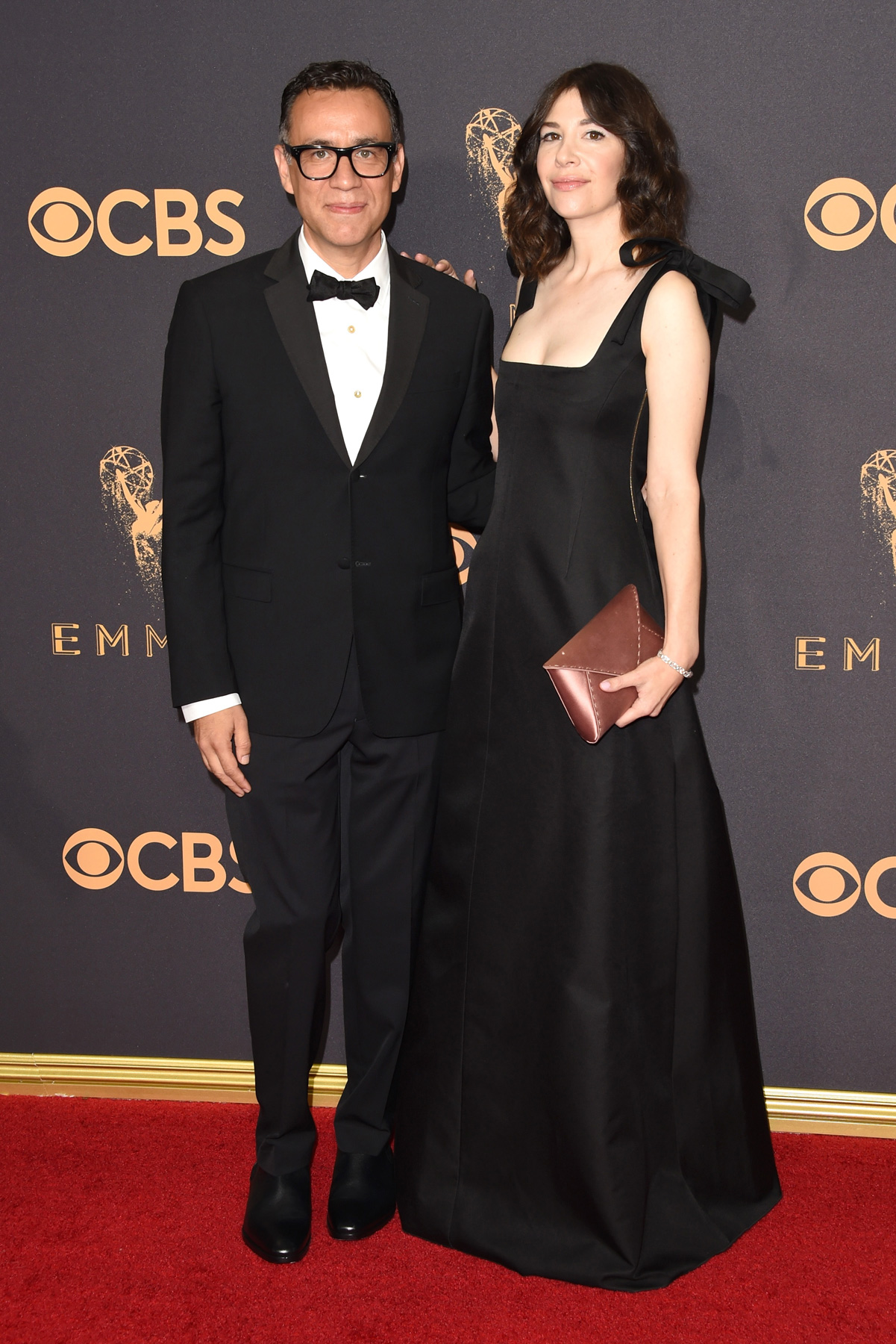 Carrie Brownstein at Emmys