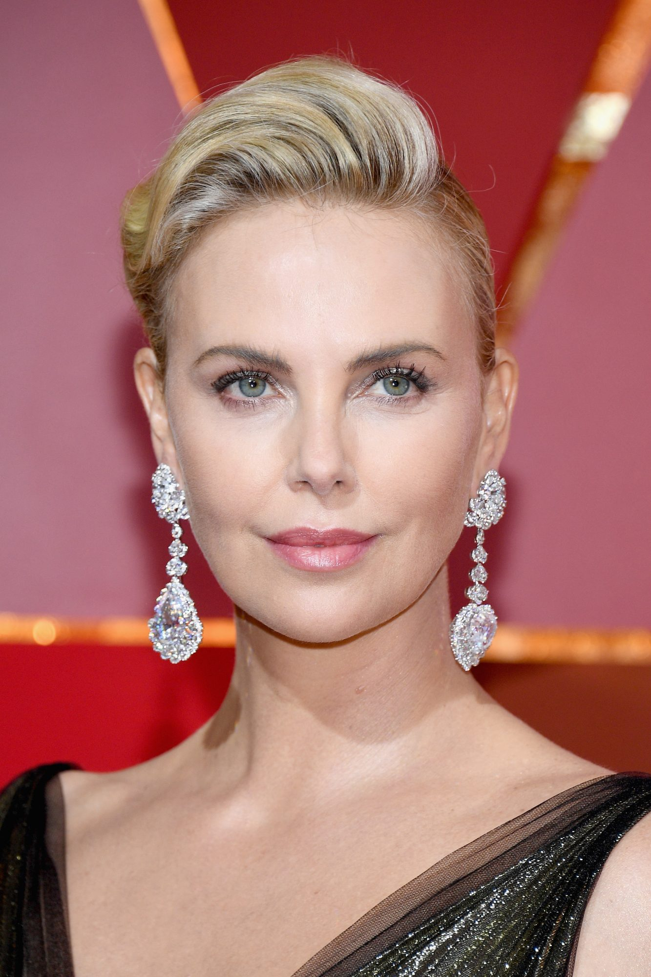 Charlize Theron at the 89th Annual Academy Awards
