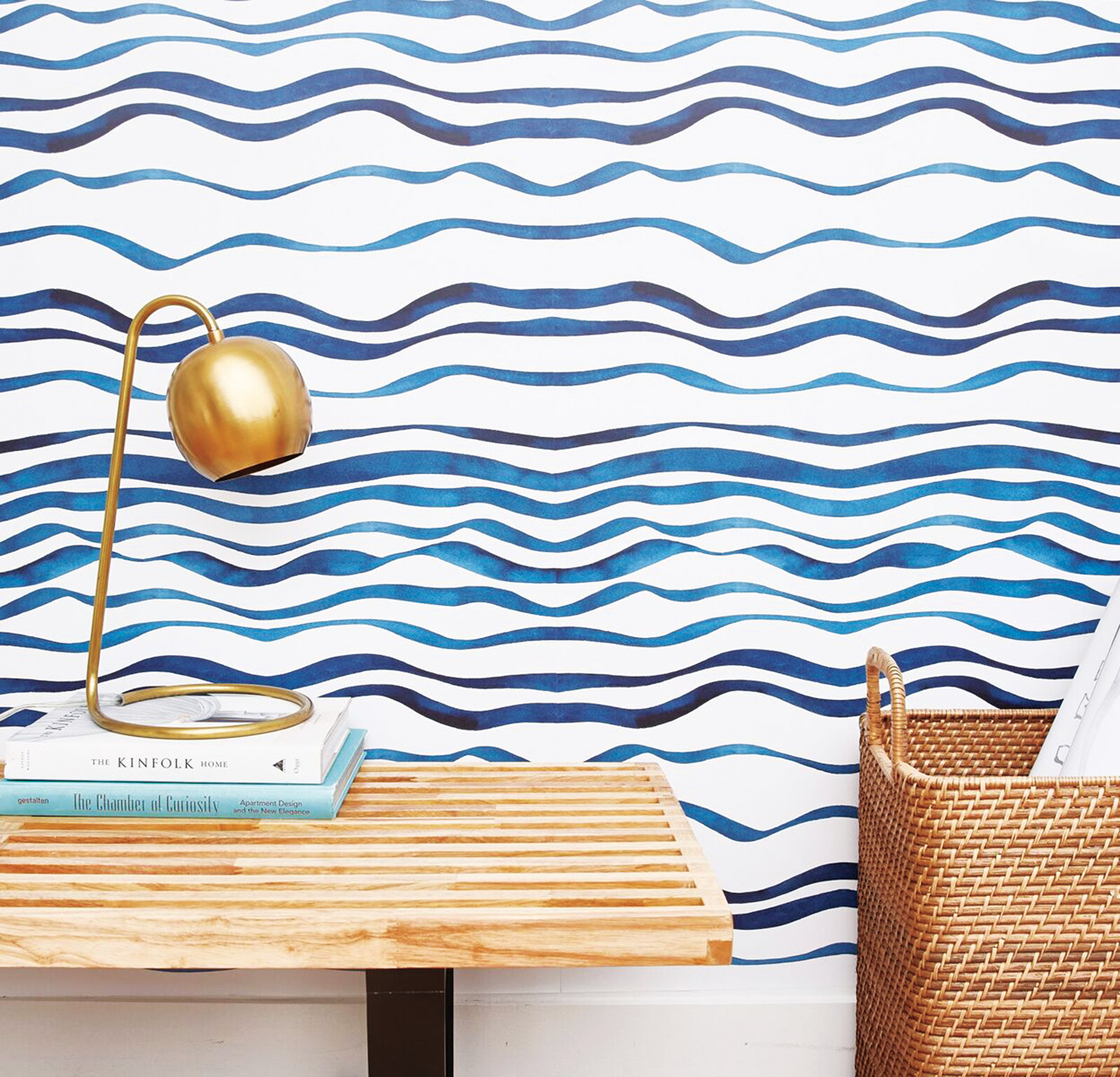 Where to Shop for Gorgeous Wallpapers—And Pro Tips for