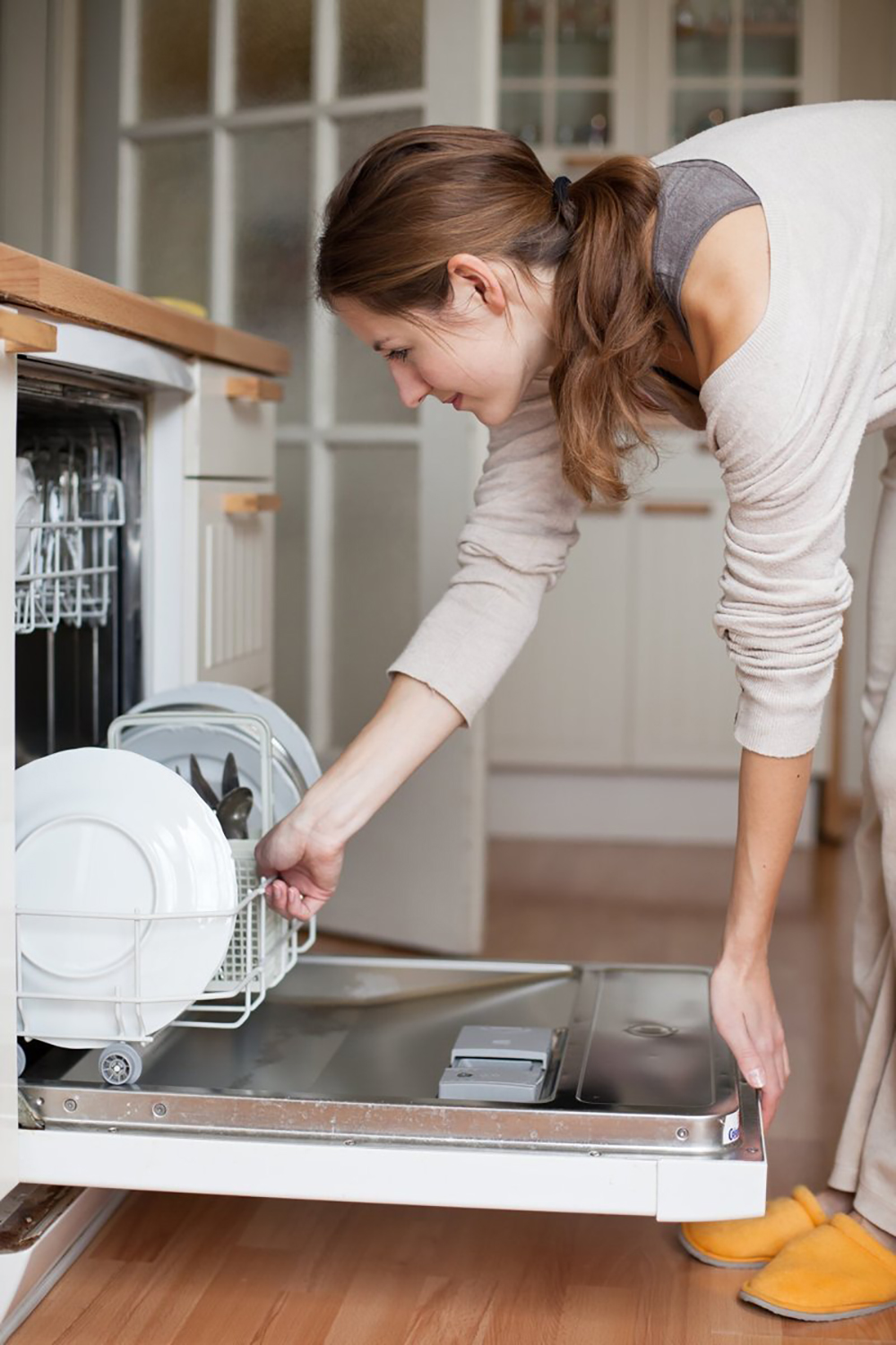 Check Dishes, Flatware, and Basic Pots and Pans to Make Sure They're Clean