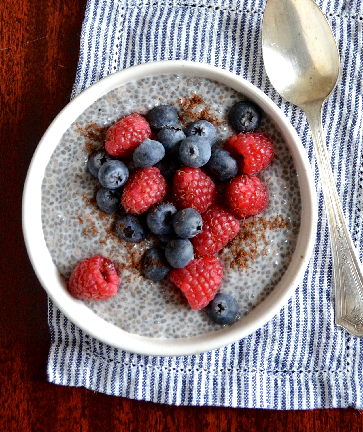 6 Chia Seed Breakfasts to Start the Year Off Right