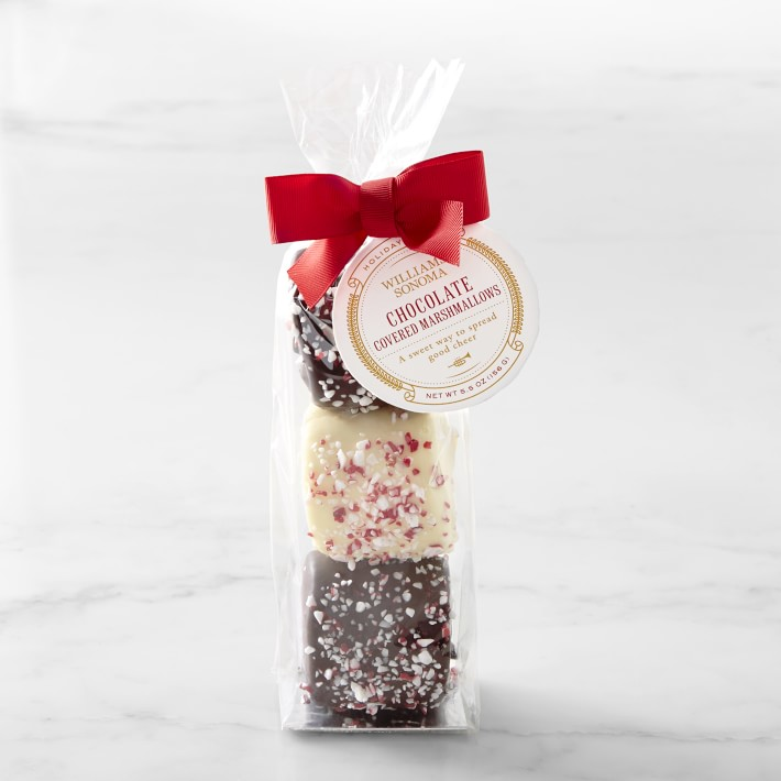 Chocolate-Covered Marshmallows (The Best of Williams Sonoma Holiday)