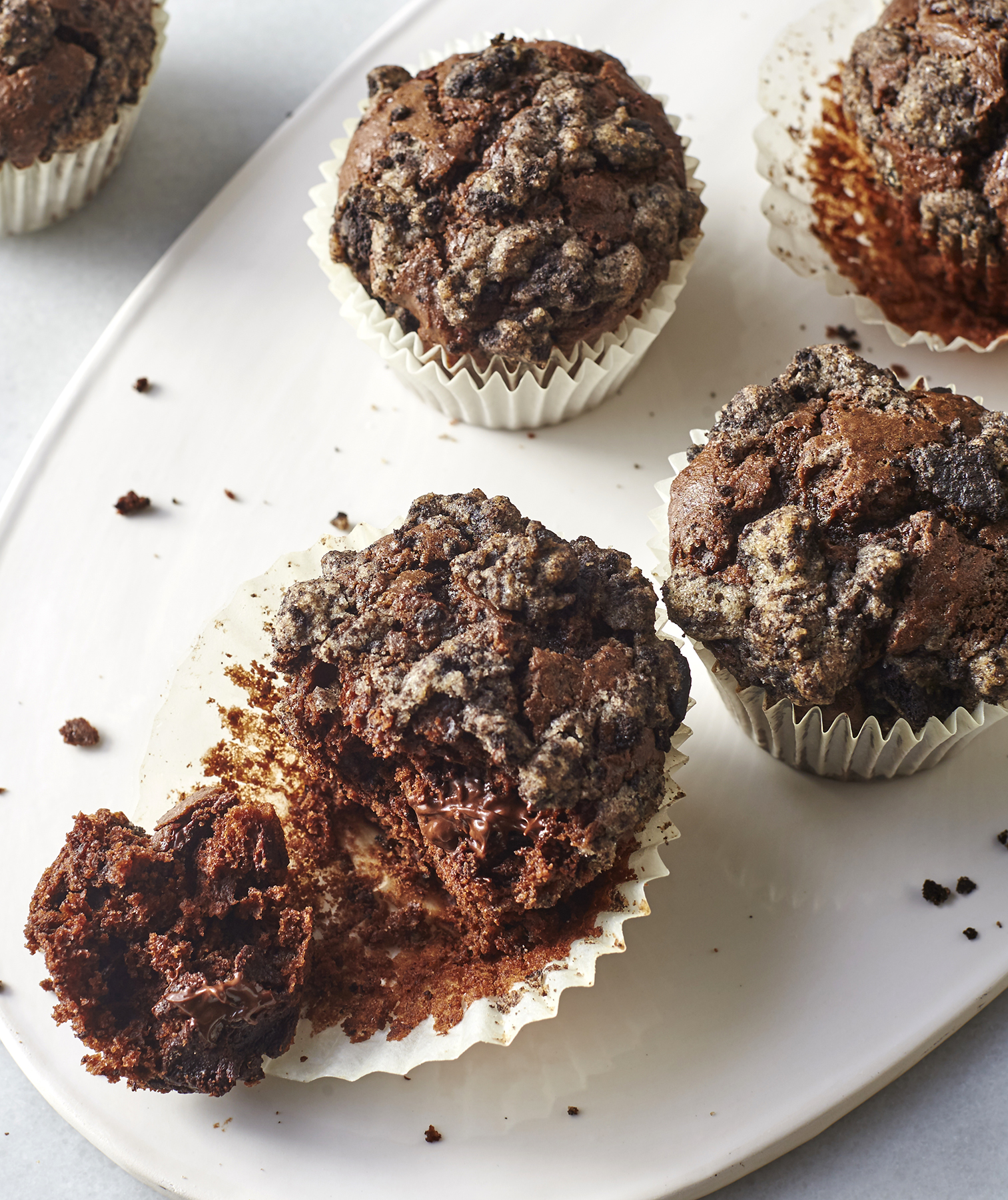 chocolate-chunk-muffins