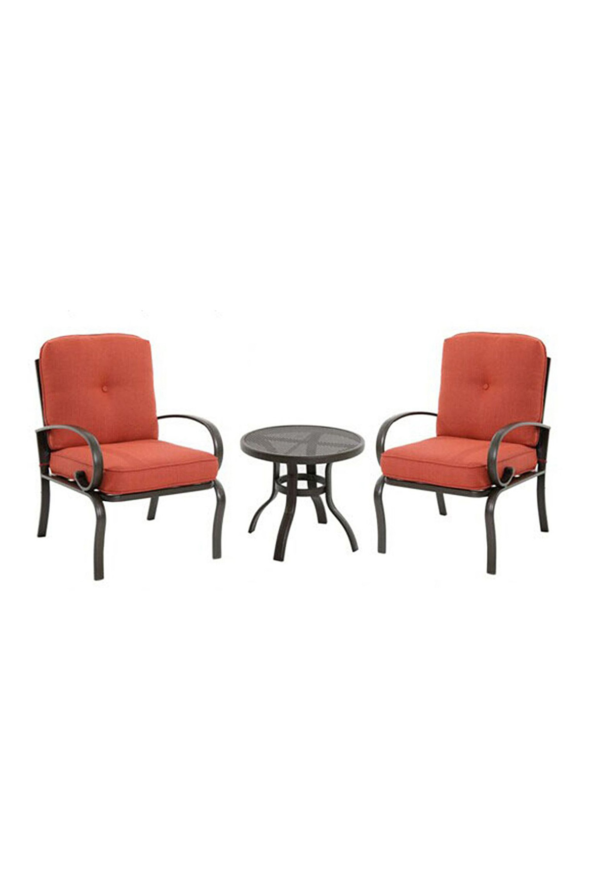Claremont Side Table & Chair 3-Piece Set