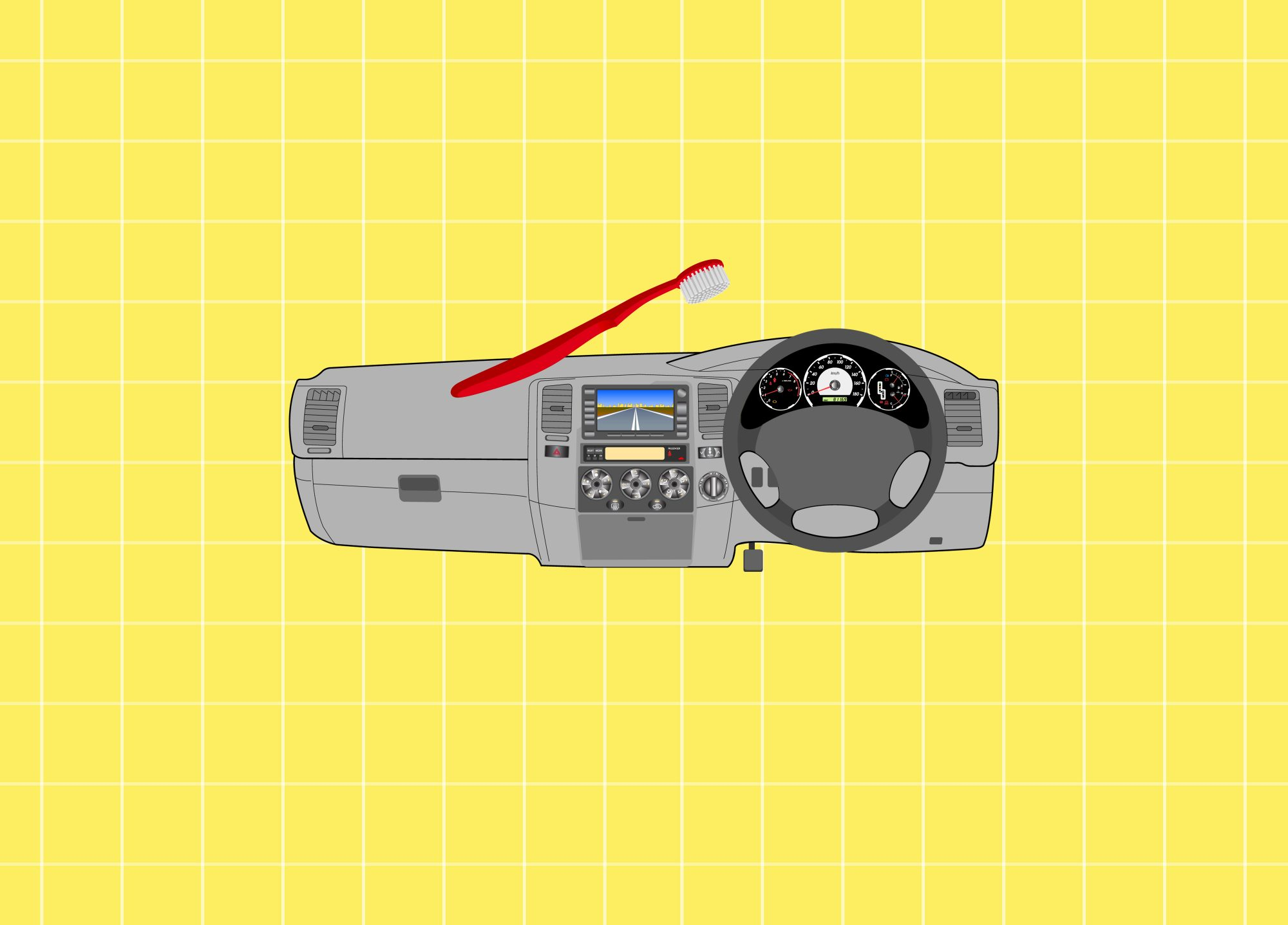 How to Clean Every Part of Your Car's Interior
