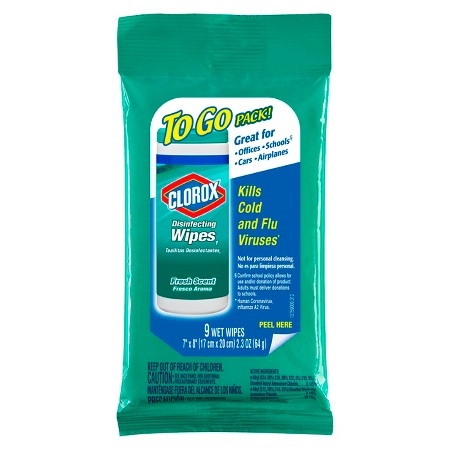 Clorox Disinfectant Wipes