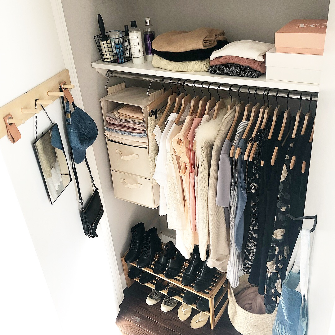 Closet Organizer Ideas After