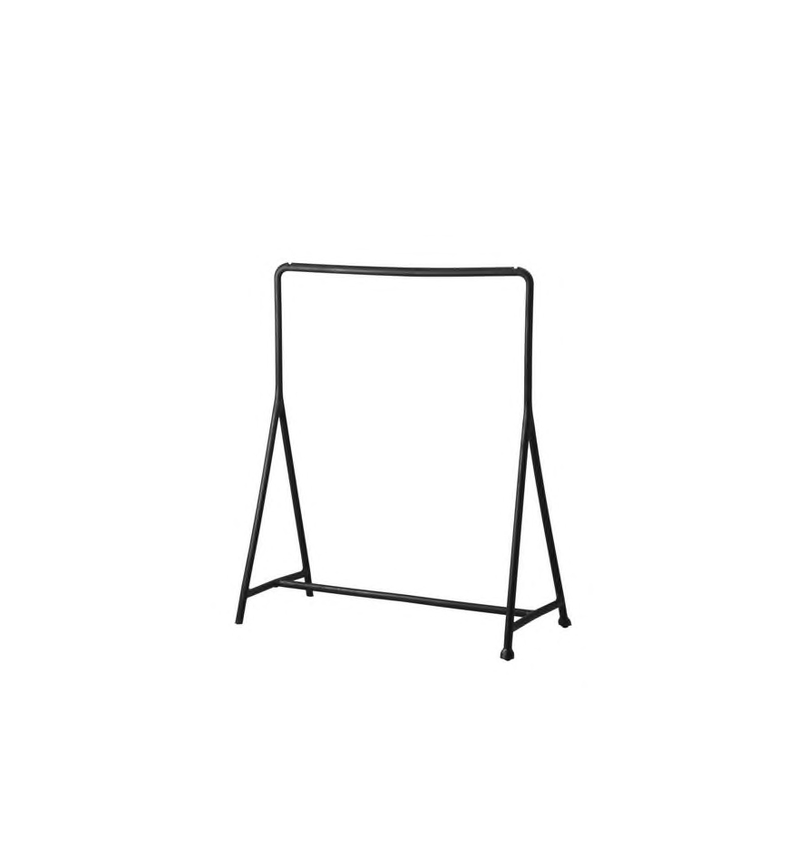 Best for Minimalist Spaces: IKEA Turbo Clothes Rack