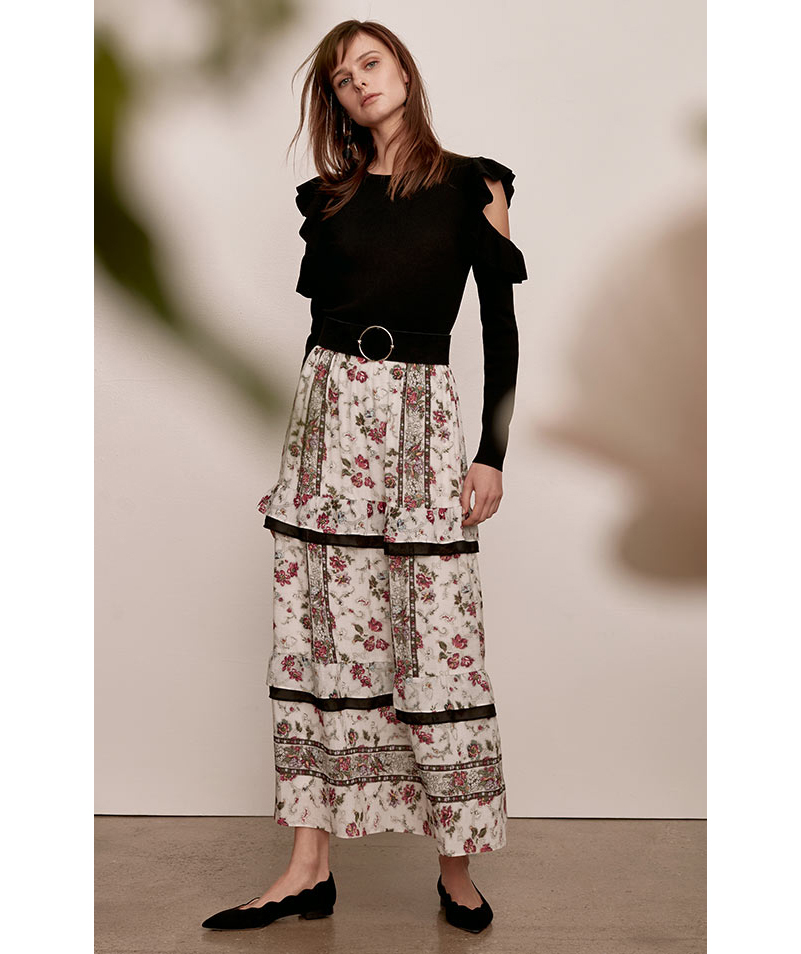 7 Pretty Pieces Directly From Club Monaco's Runway