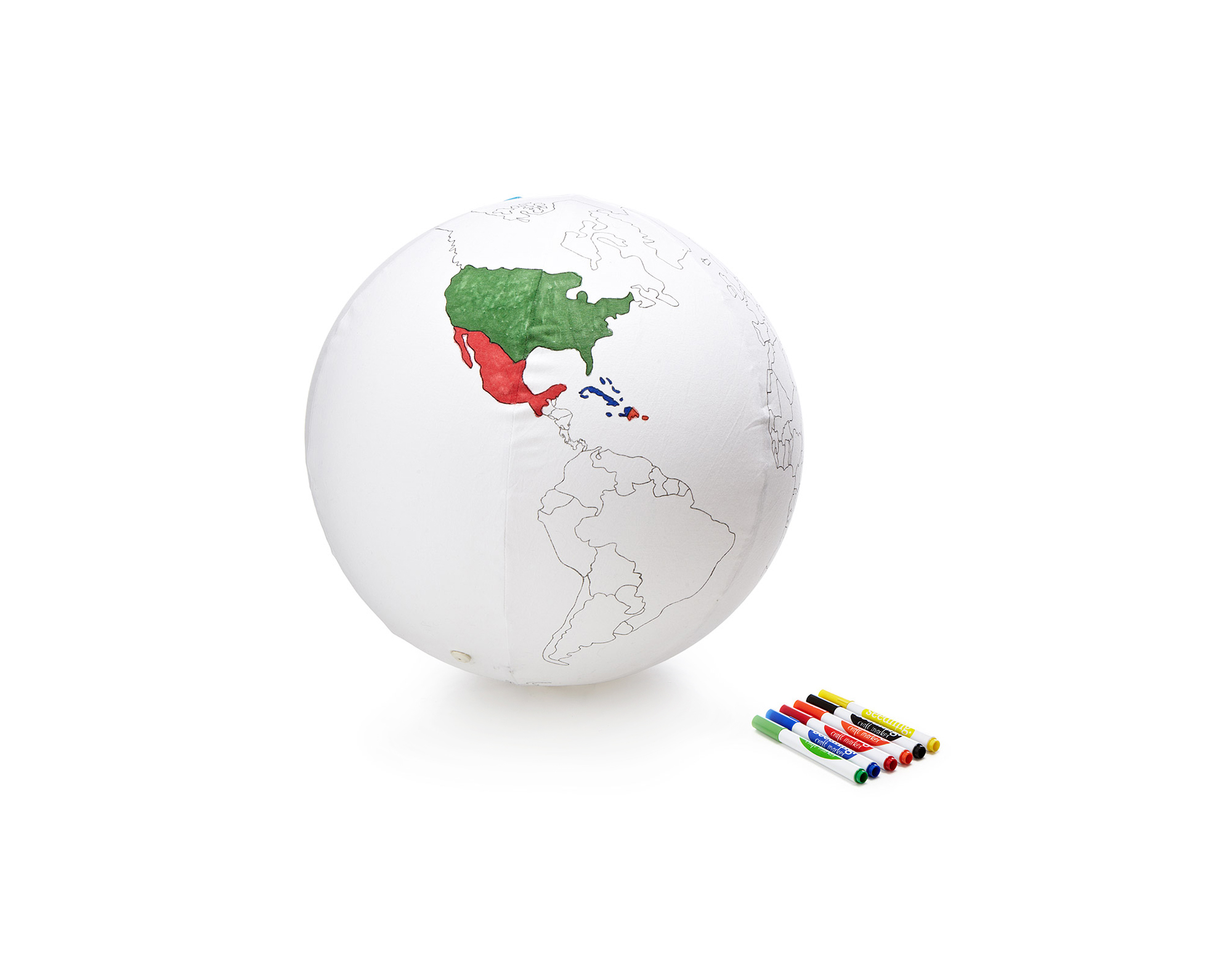 Color the Earth Kit
