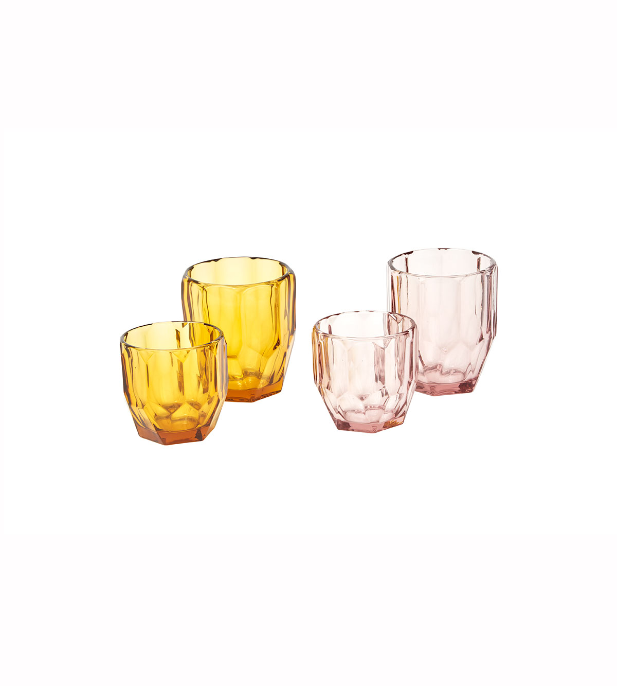 Colored Drinkware