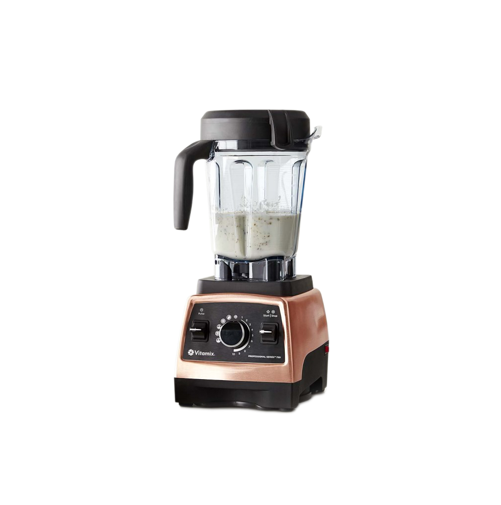 Vitamix Pro750 Heritage Blender, Copper