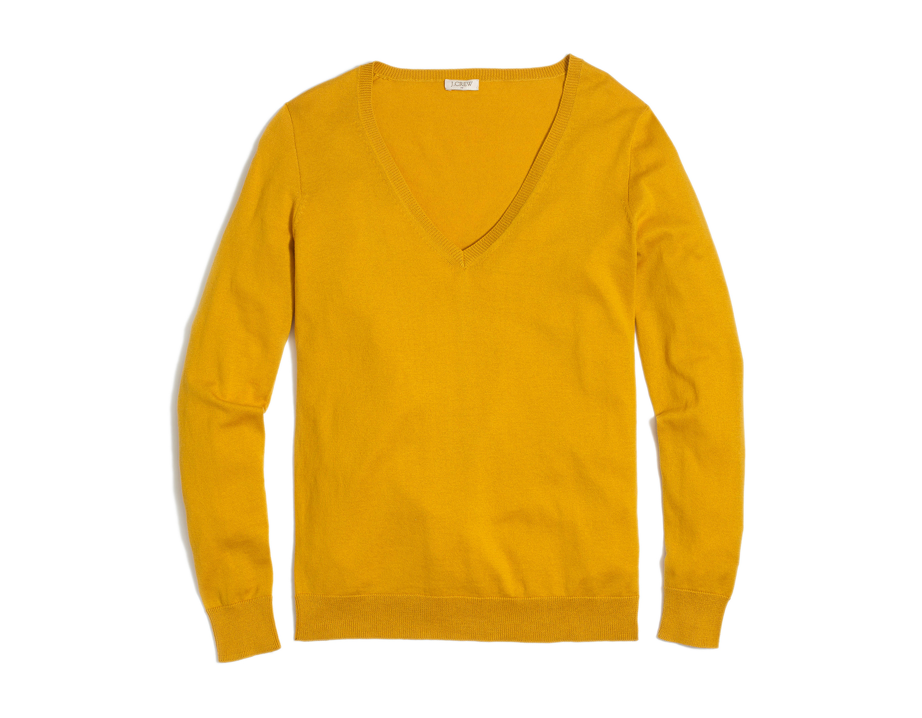 cotton-v-neck-sweater