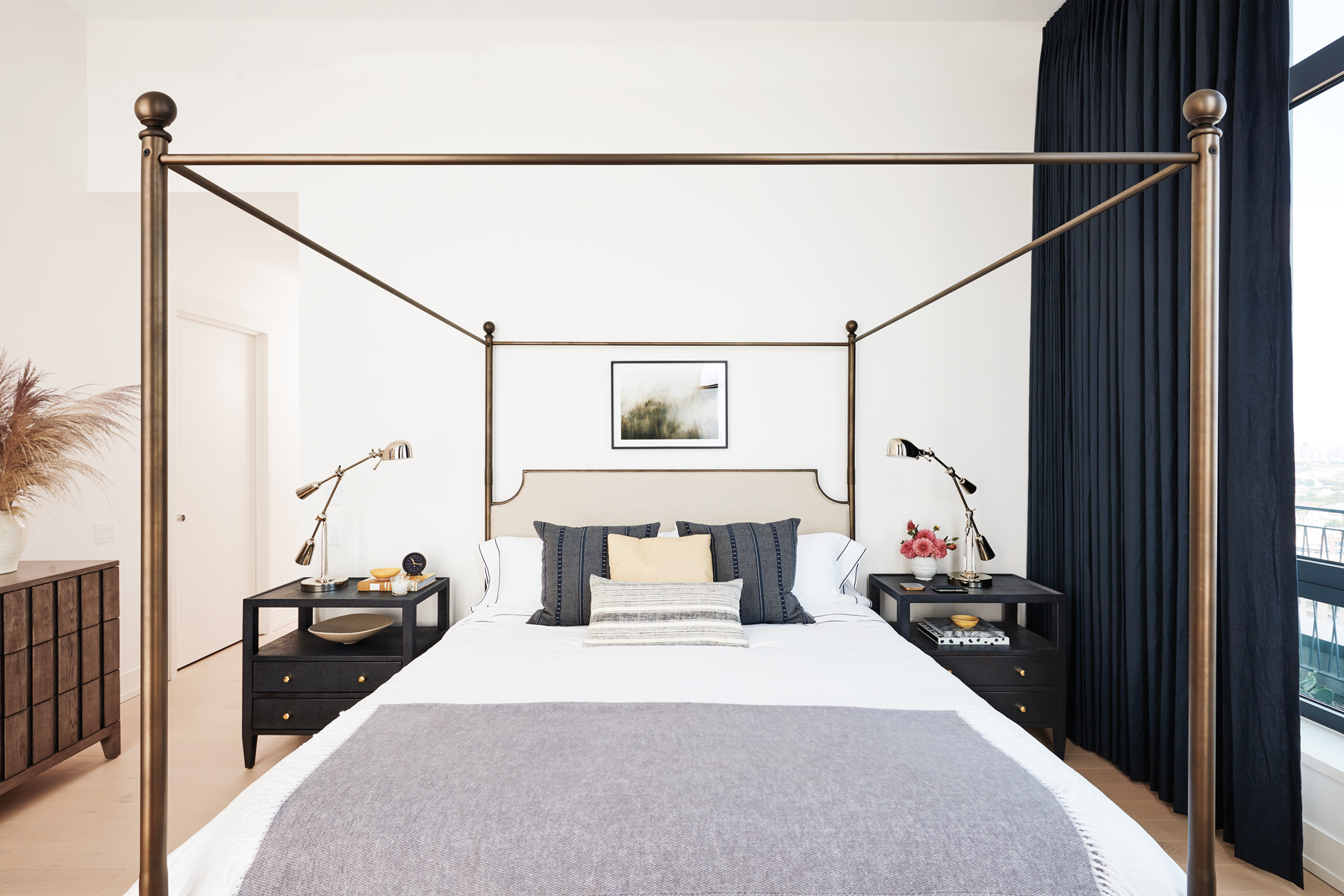 Cozy Bed Must-Haves: RS Home Master Bedroom