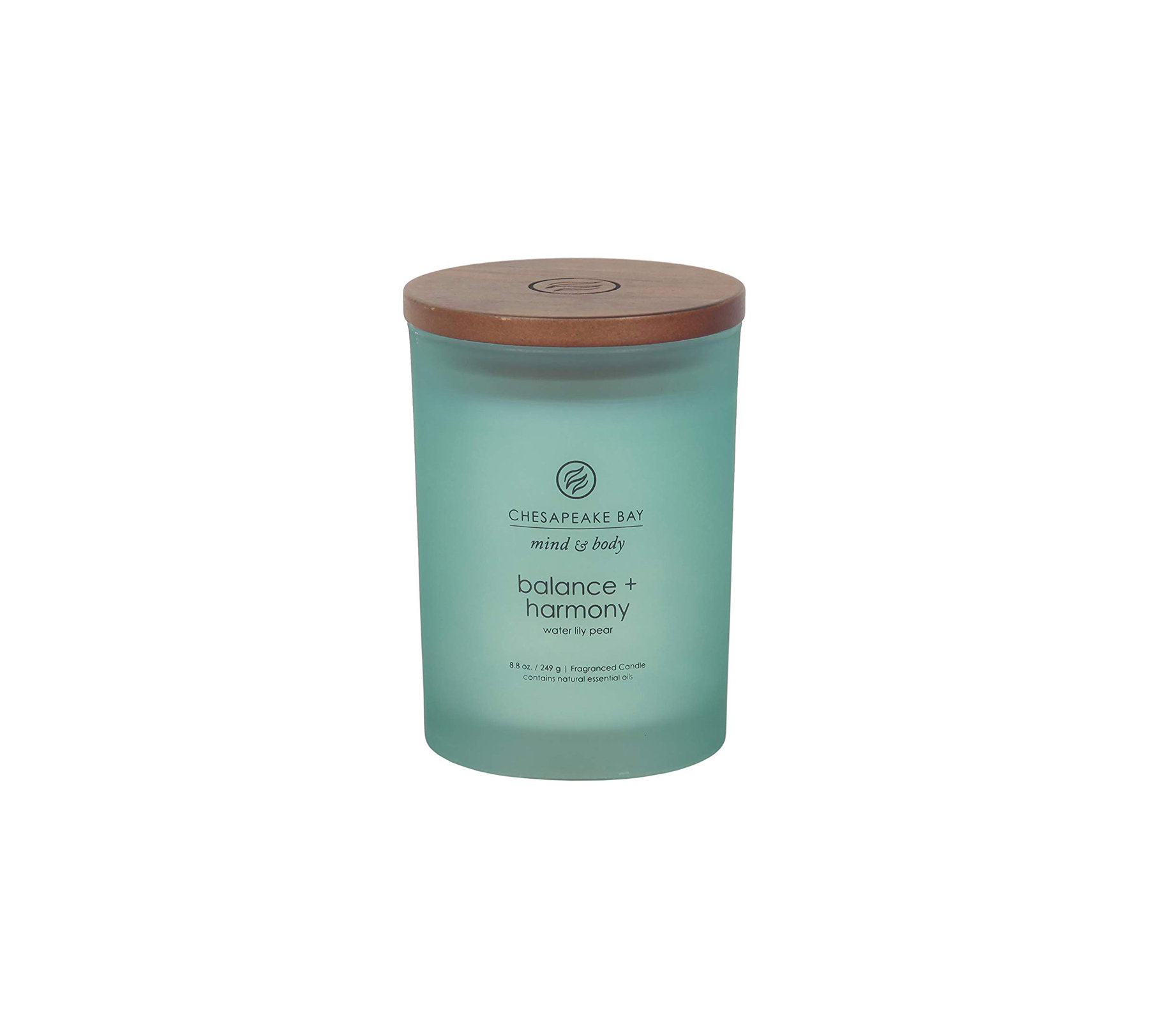 Cozy Must-haves for fall and winter Chesapeake Bay Company Mind & Body Medium Scented Candle
