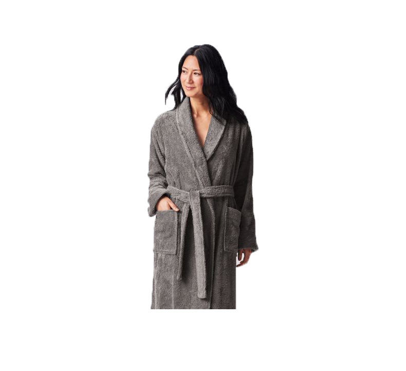 Cozy Must-haves for fall and winter Coyuchi Unisex Cloud Loom Organic Robe