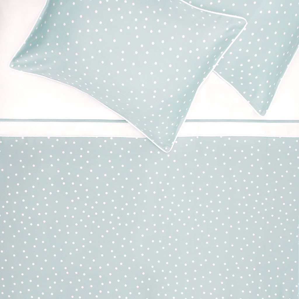 Crane and Canopy Duvet Cover