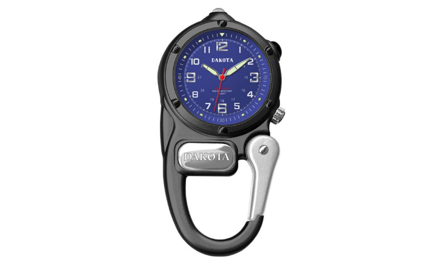 Dakota Mini-Clip Microlight Watch