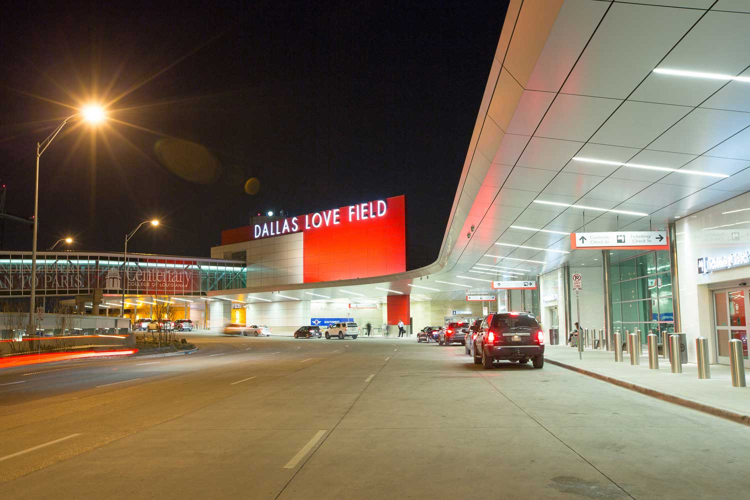 No. 6: Dallas Love FIeld (DAL)