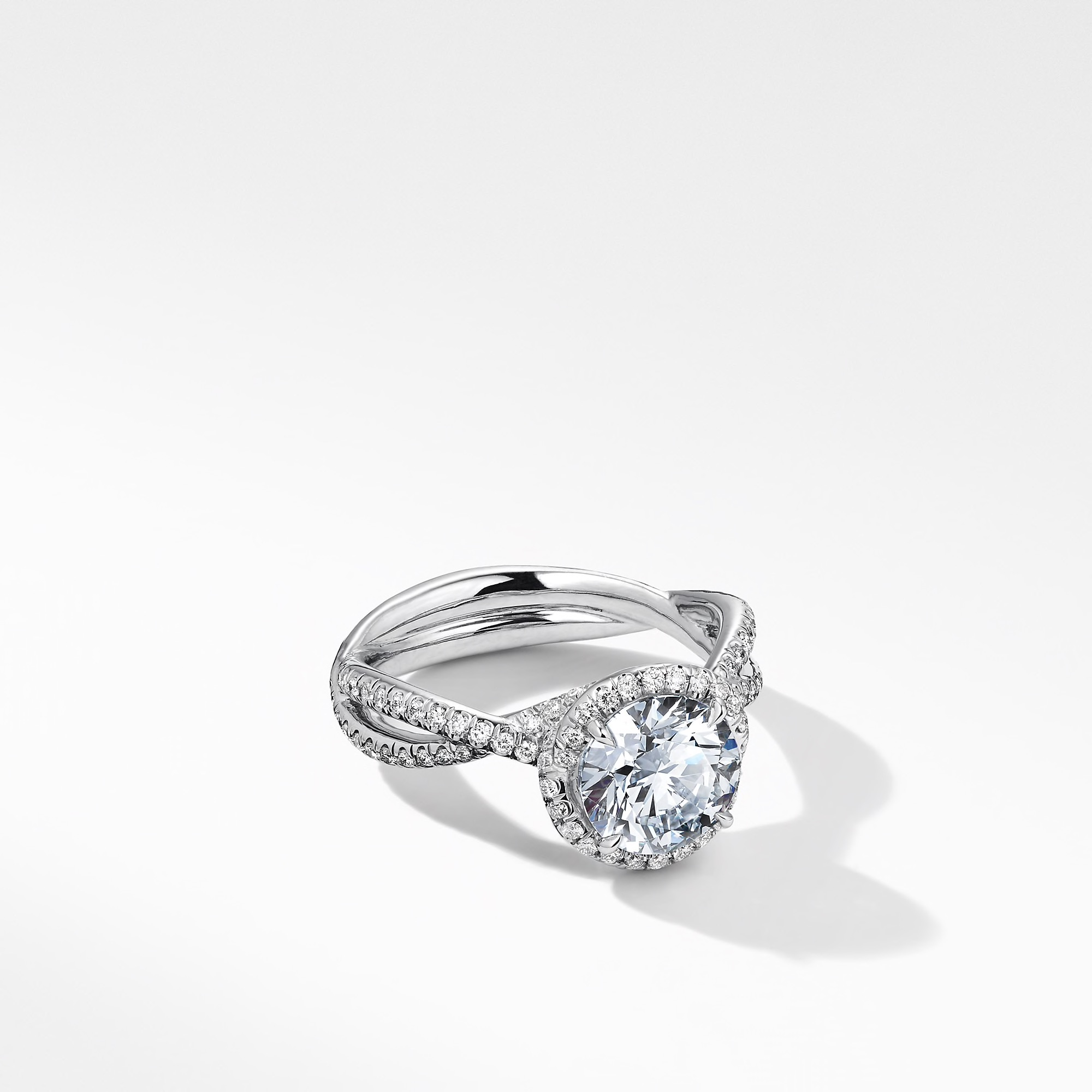 Timeless Diamond Engagement Rings David Yurman