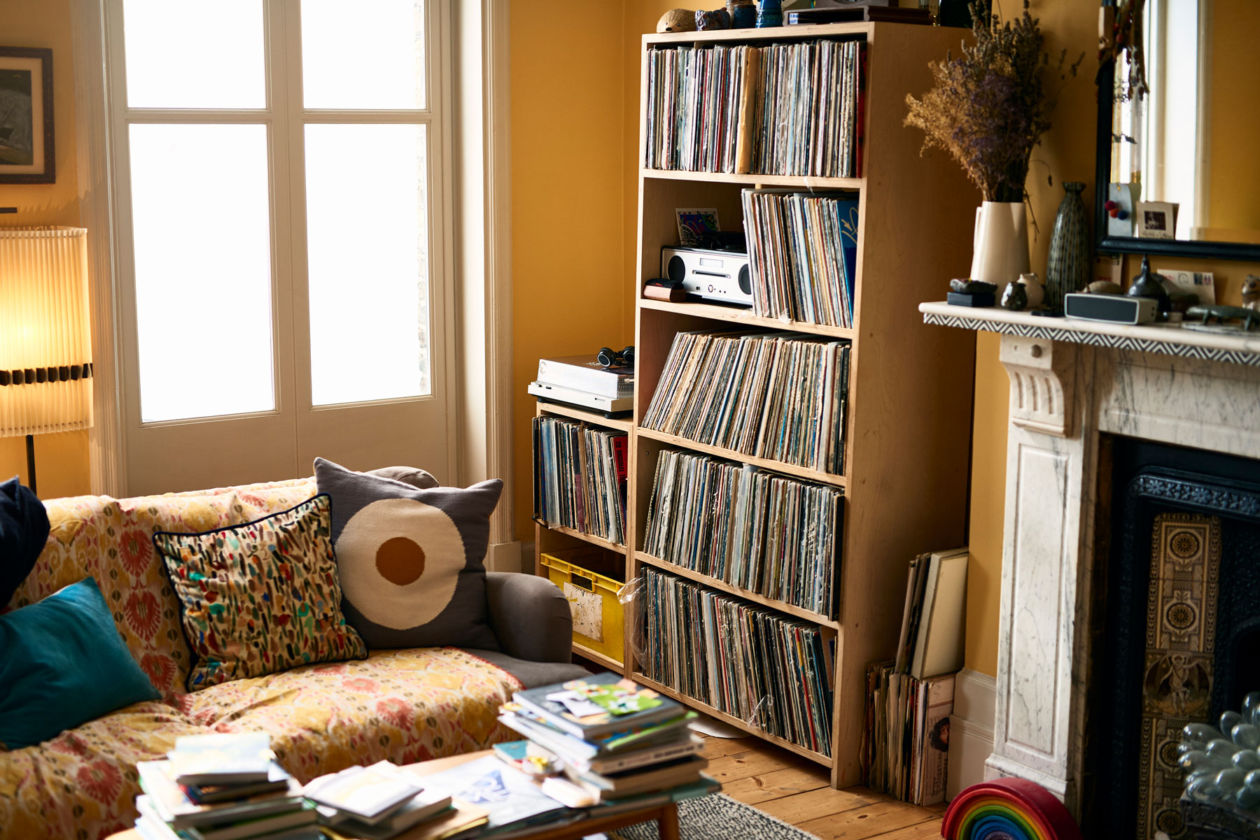 Things to Get Rid of in the Living Room - Cozy Living Room
