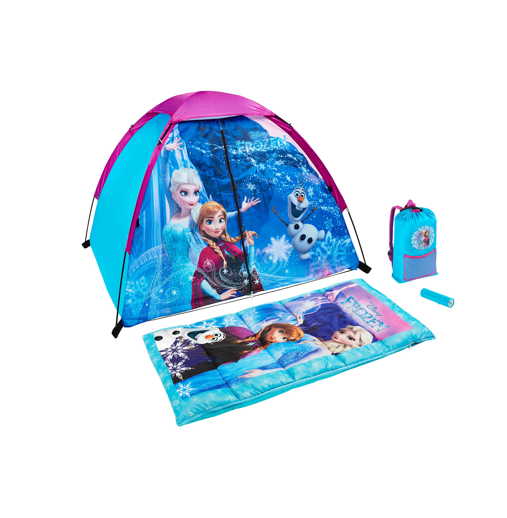 Frozen 4 Piece Camp Kit
