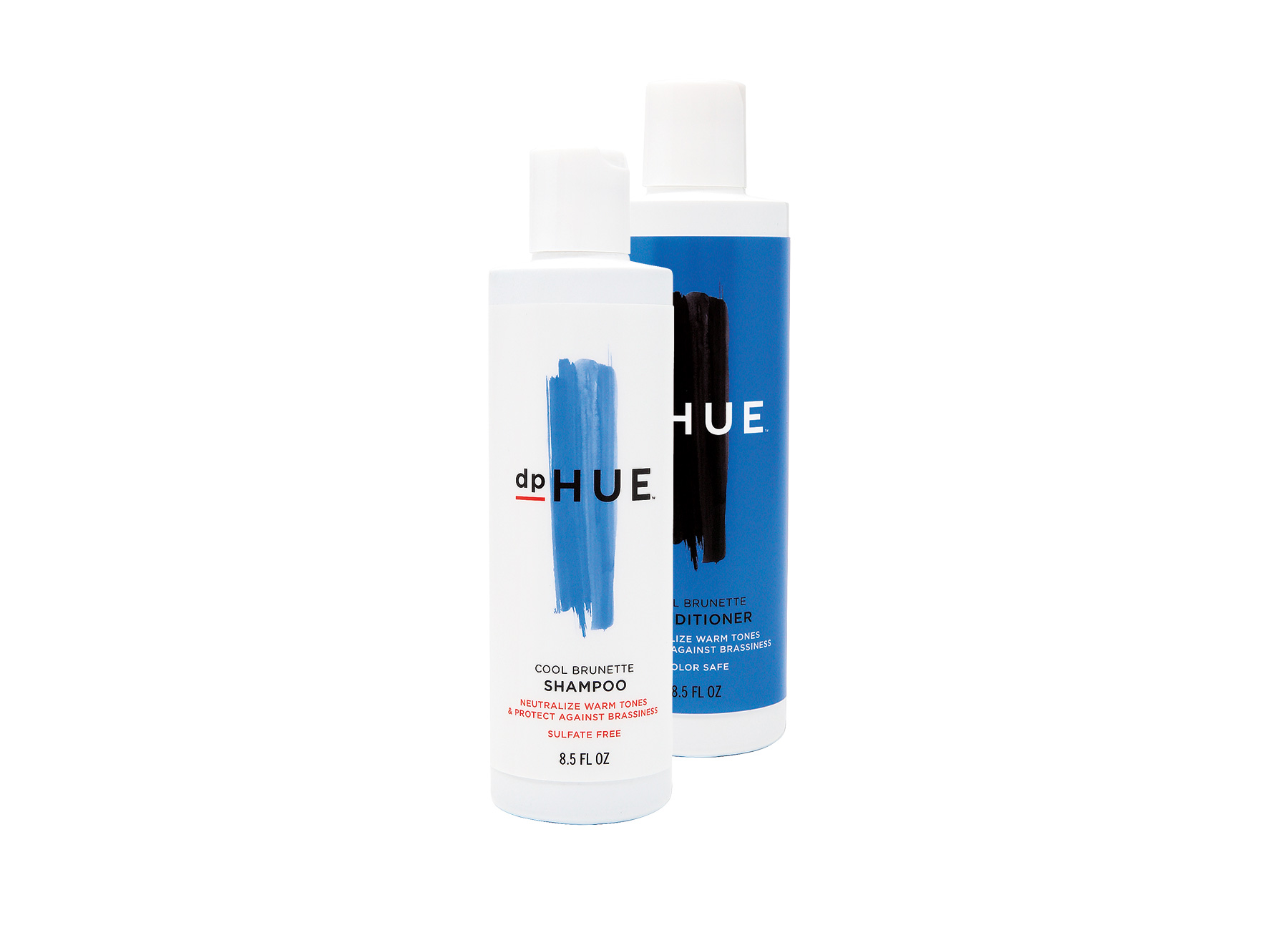 DP Hue Cool Brunette Shampoo and Conditioner (0718BPS)