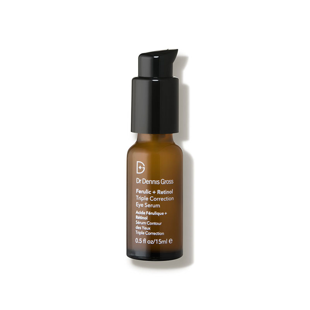 Dr. Dennis Gross Skincare Ferulic and Retinol Triple Correction Eye Serum