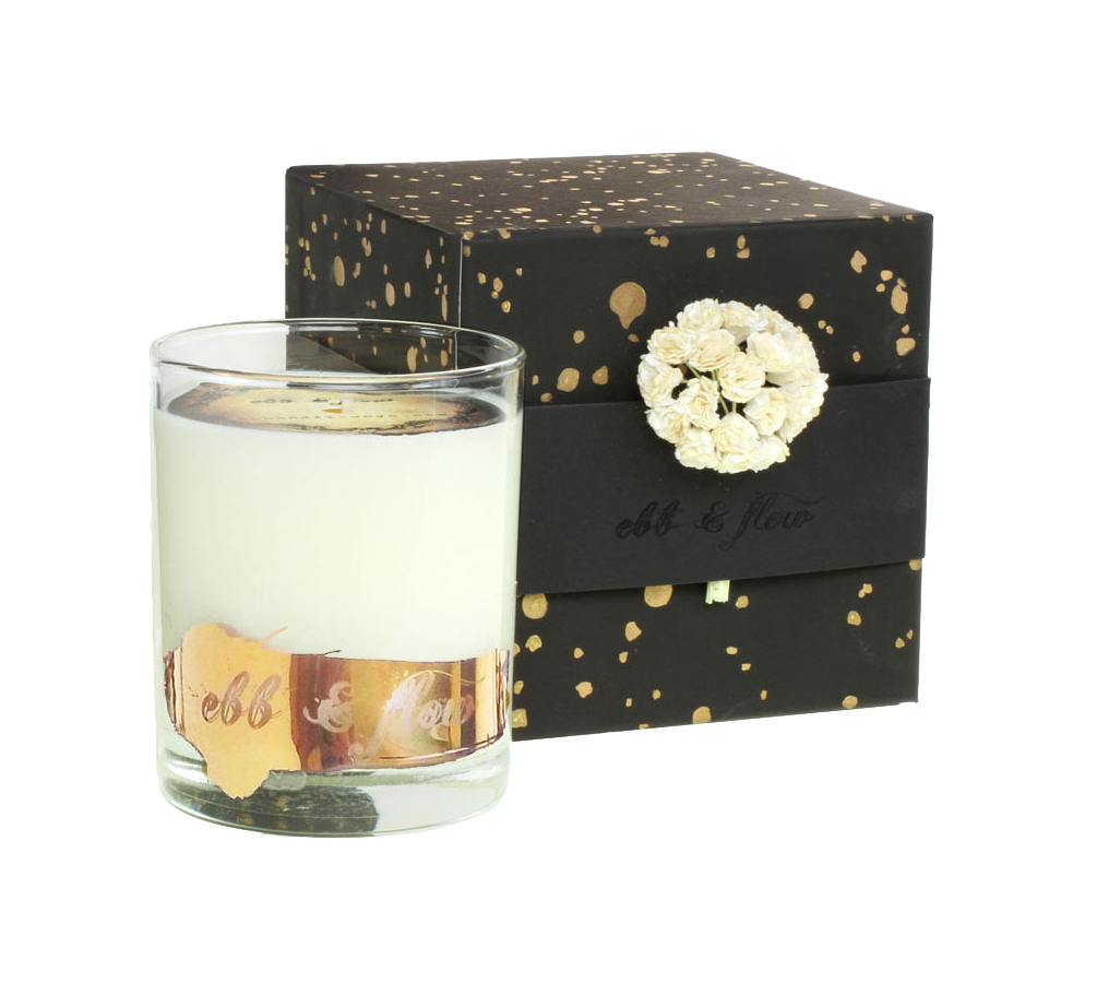 Ebb & Flow Maple Bourbon Candle
