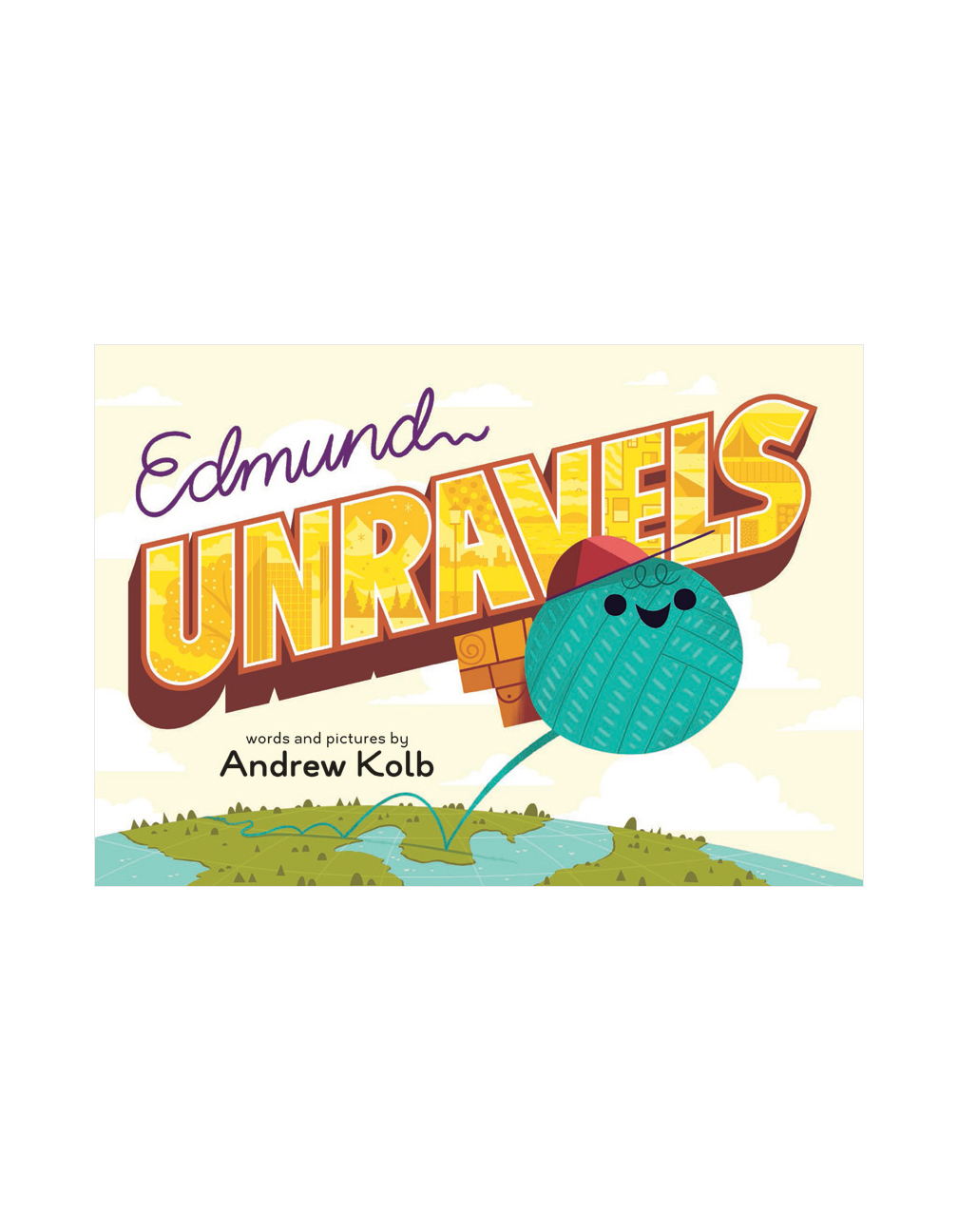 Edmund Unravels, by Andrew Kolb