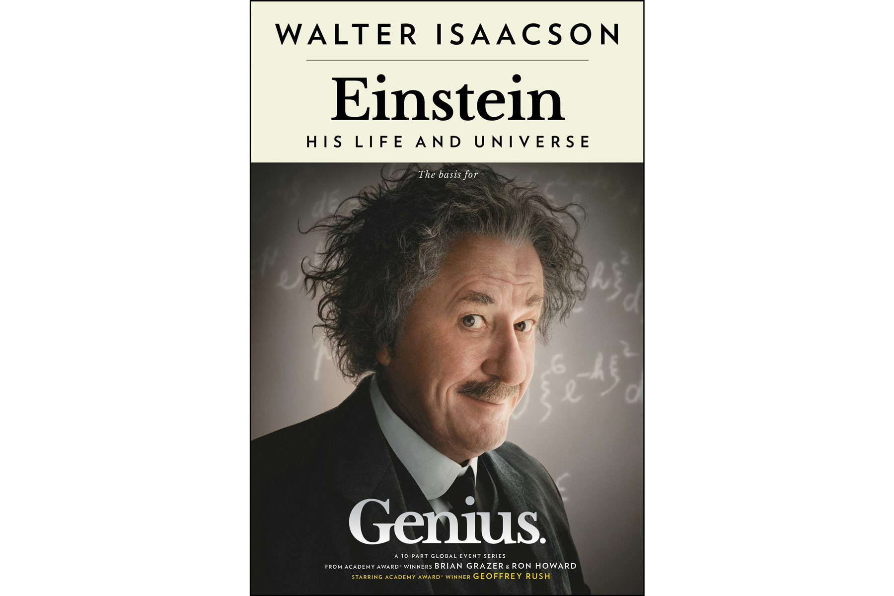 Einstein: His Life and Universe, by Walter Isaacson
