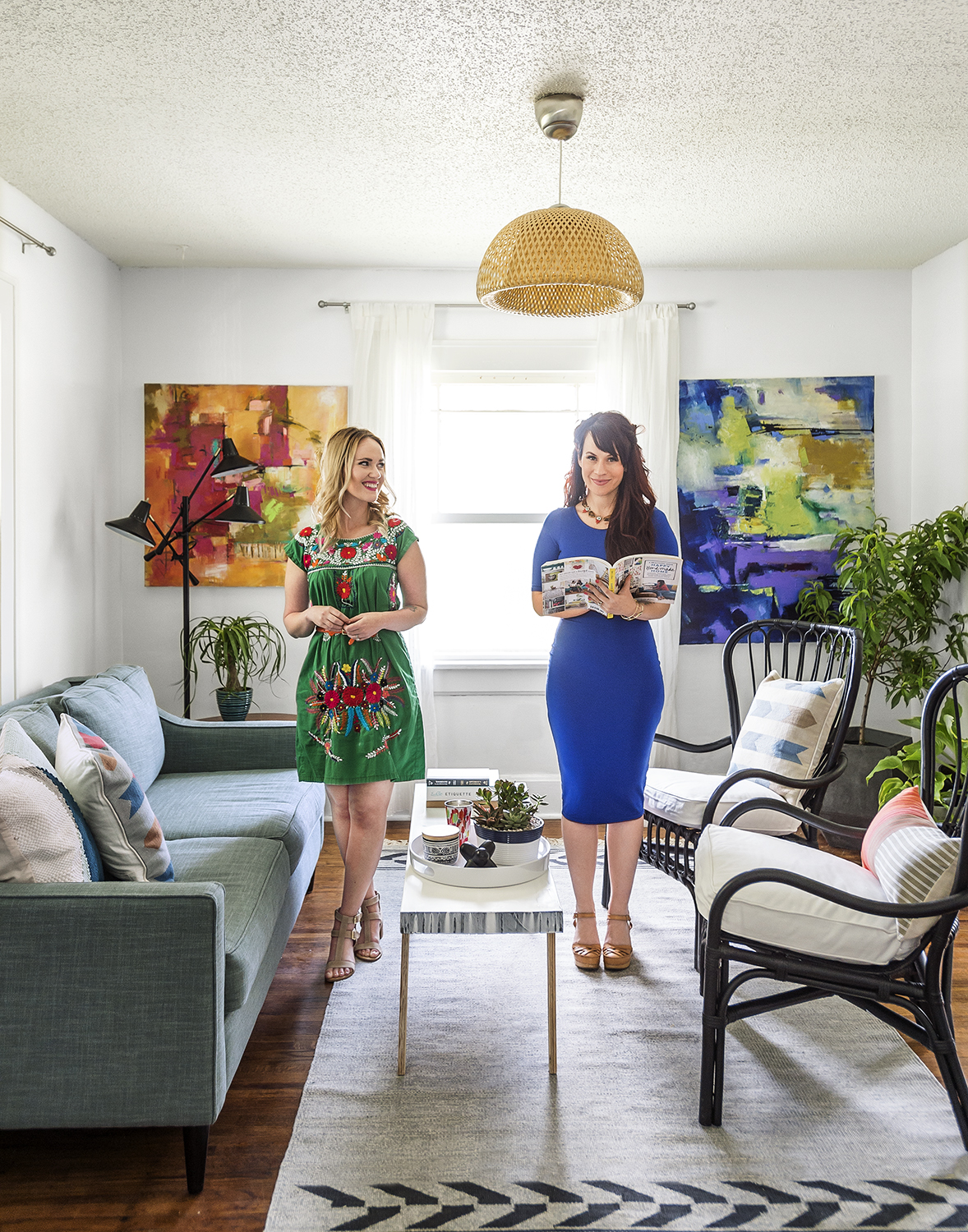 Home for Good: Emma Chapman and Elsie Larson