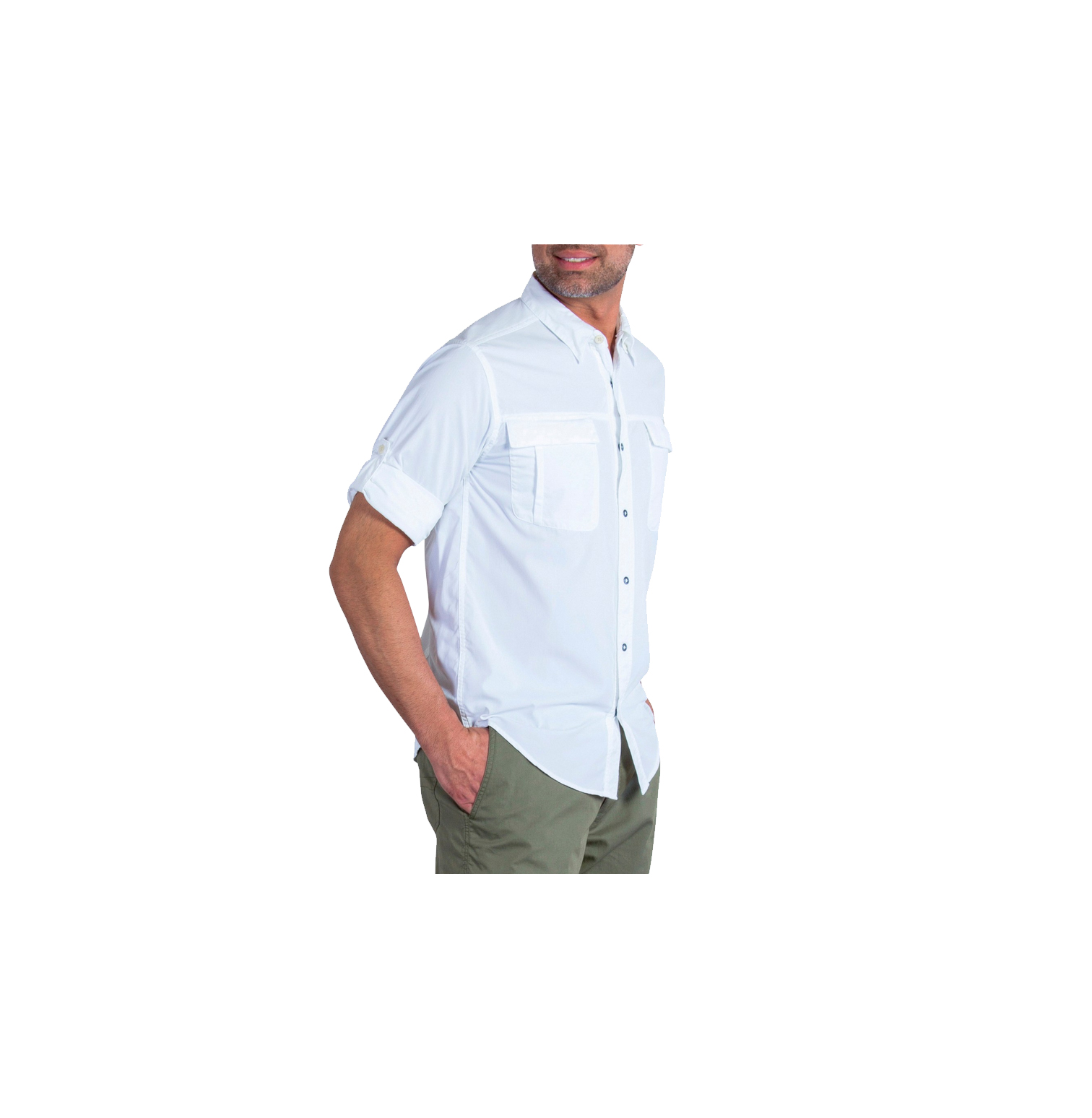 ExOfficio BugsAway Halo Check Shirt
