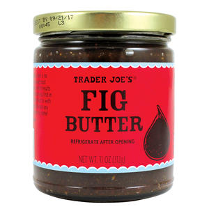 Trader Joe's Fig Butter