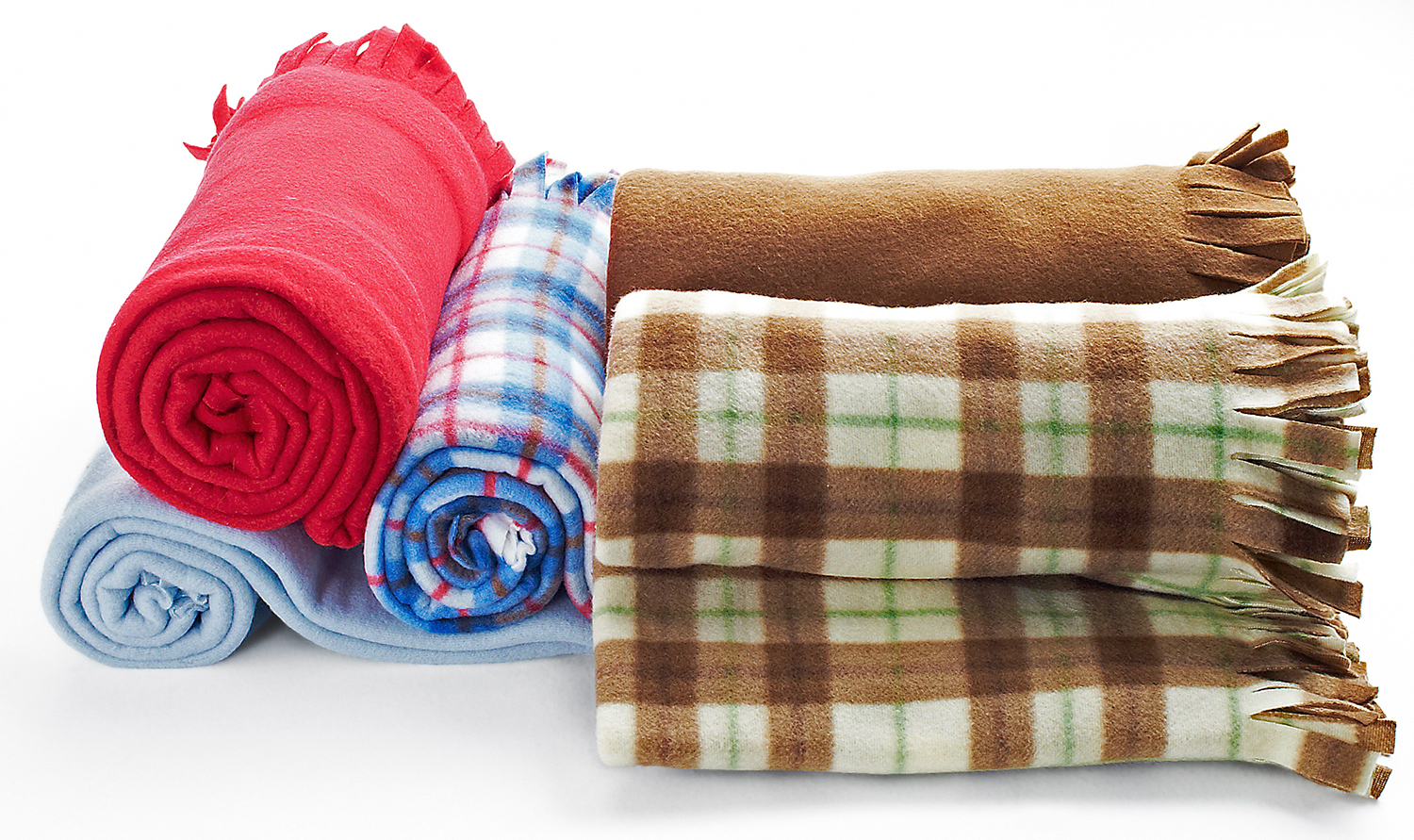 Fleece Blankets Hurricane Kit