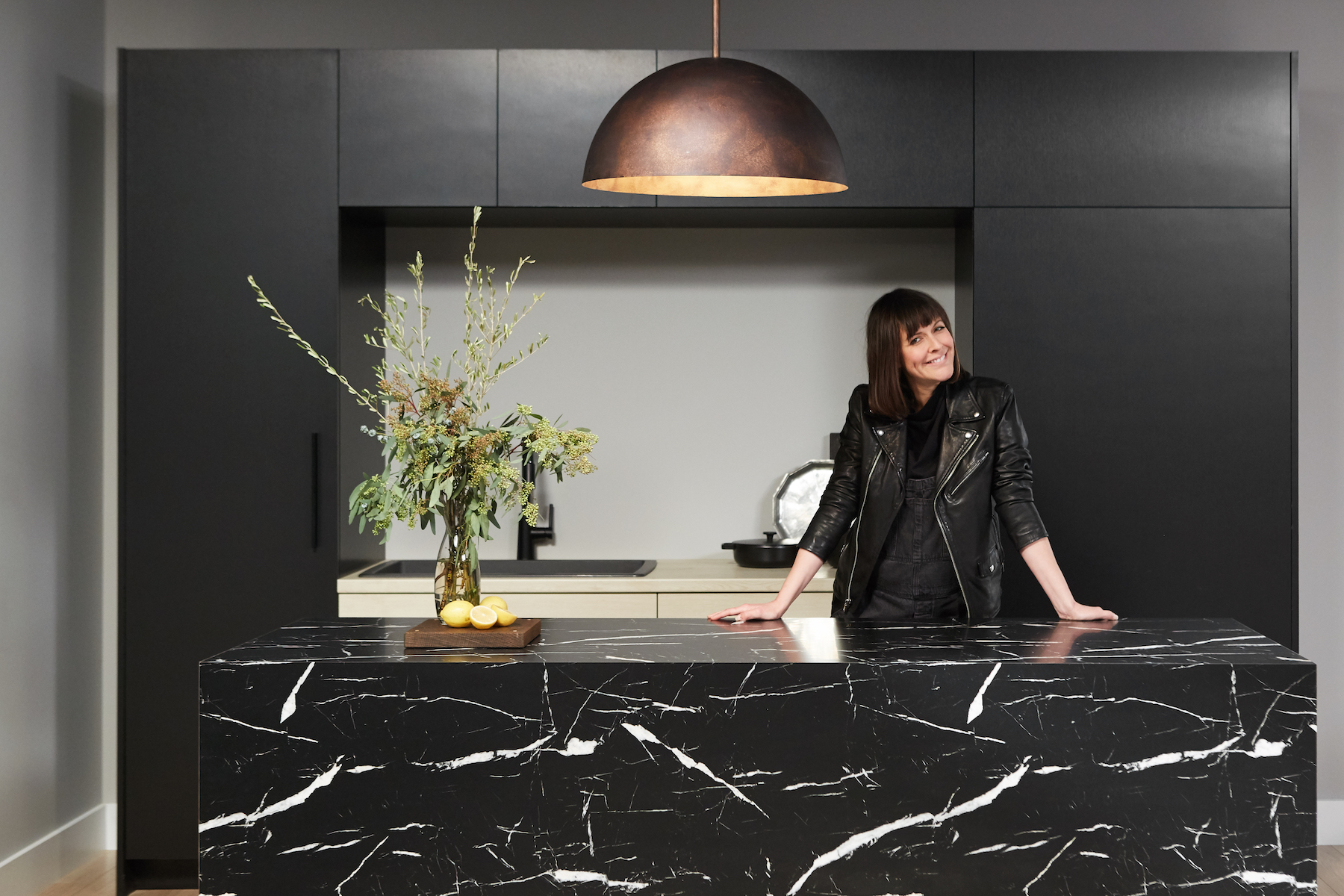 Surprise—Laminate Countertops Are Cool Again, Thanks to This Designer Collection