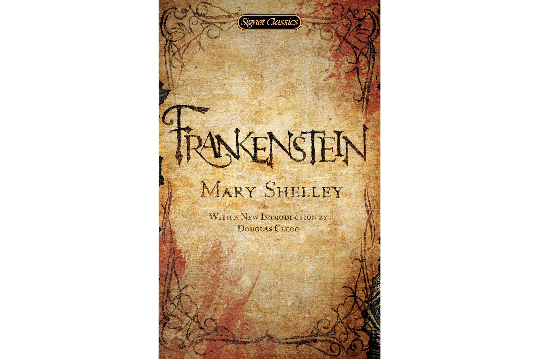 Frankenstein, by Mary Shelley (BRIDGE BOOKS)