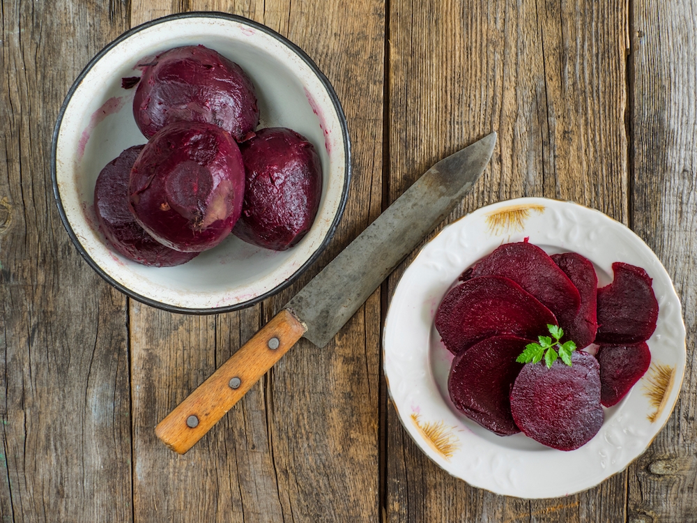 Winter Produce: Beets