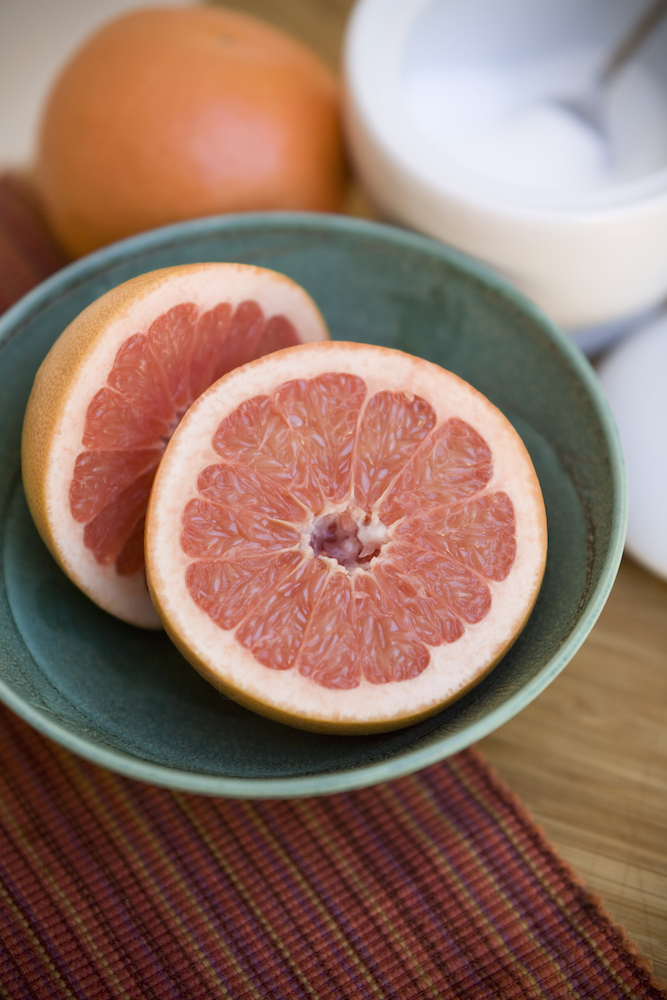 Winter Produce: Grapefruit