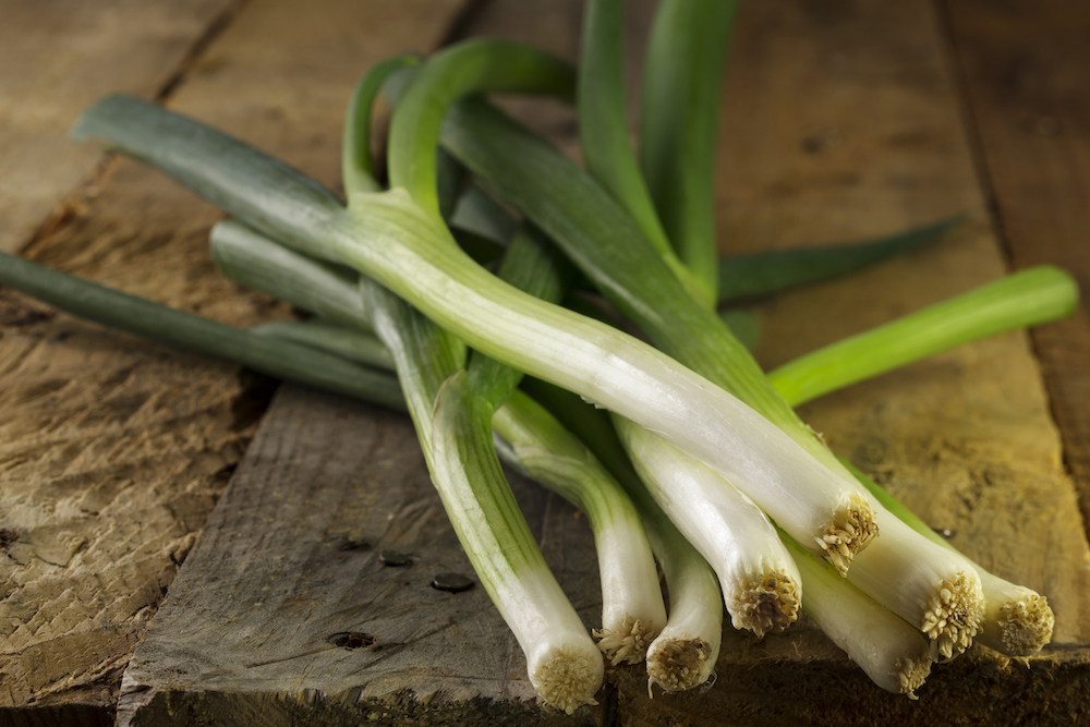 Winter Produce: Leeks