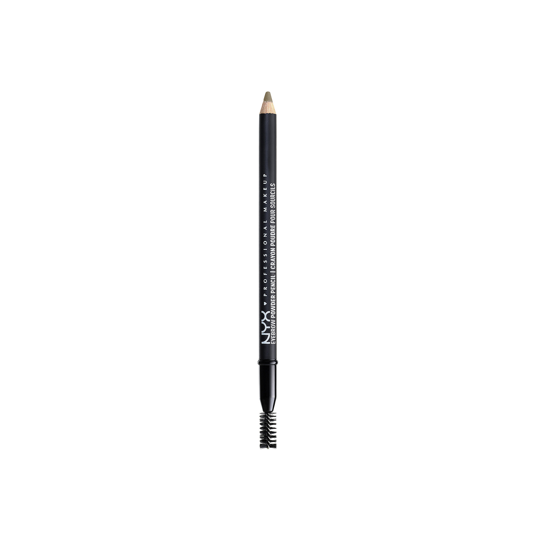Full Eyebrows: NYX Eyebrow Powder Pencil